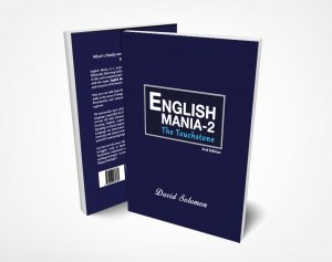 English Mania-2 : The Touchstone Second Edition with better pages and cover.